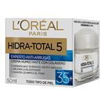 Crema Experto Antiarrugas +35 L´Oréal Paris Hidra Total 5 X 50ml