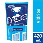 Limp.Liquido Vidrios Secado PROCENEX Doy 420 Ml