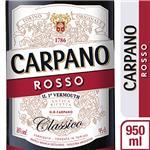 Vermouth CARPANO Rosso Botella 950 Cc