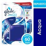 Aromatizante Para Auto GLADE Sensations Acqua Repuesto En Gel 8gr