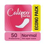 Protectores Diarios CALIPSO Anatómico 50 Unidades