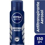 Desodorante Protect & Care Nivea Aer 150 Ml