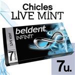 Chicles Live Mint BELDENT Paq 13.3 Grm