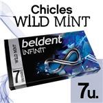 Chicles Wilnd Mint BELDENT Paq 13.3 Grm