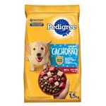 Alimento Cachorros PEDIGREE 1.5 Kg