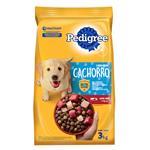 Alimento Cachorros PEDIGREE 3 Kg