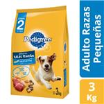 Alimento Adultos PEDIGREE 3 Kg