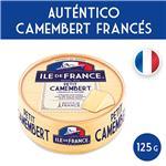 Ques.Camembert . Ile De Fran Cja 125 Grm