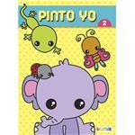 Libro Pinto Yo