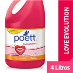 Limp.Liquido Love Evolution Poett Bot 4 Ltr