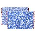 Individual Mix Blue 33x48 Cm . . .