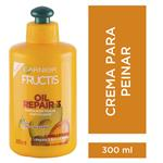 Cr.Peinar Fructis Oil Re Garnier Uni 300 Ml