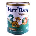 Leche En Polvo NUTRIBABY Bebé 3 Lata 900 Gr