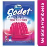 Gelatina GODET Frambuesa Sobre 30 Gr