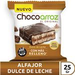 Alfajor De Arroz Chocoarroz Chocolate 25 Gr X 1 Uni