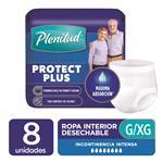 Ropa Interior Plenitud Protect Plus G/Xg X8