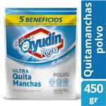 Quitamanchas AYUDIN Ultra Doypack 450 Gr
