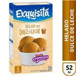 Helado EXQUISITA Dulce De Leche Caja 52 Gr