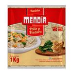 Ravioles Pollo Mendia Bsa 1 Kgm