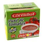 Pure De Tomate Cormillot Tetrabrik 520 Gr