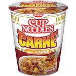 Sopas Inst - Carne Nissin Pot 69 Grm