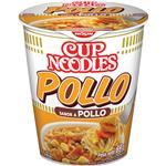Sopas Inst - Pollo Nissin Pot 74 Grm