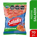 Snack De Maiz Pizzitas SALADIX Bsa 70 Grm