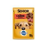 Alimento En Sobre (adultos 7+) PEDIGREE 100 Gr Carne