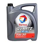 Aceite Quartz  5w30 4l TOTAL