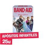 Apositos Frozen BAND AID Cja 25 Uni