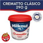 Queso Crema MILKAUT Crematto Clásico 290 Gr