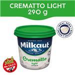 Queso Crema MILKAUT Crematto Light 290 Gr