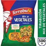 Tirabuzon TERRABUSI Mix De Vegetales Paquete 500 Gr