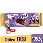 Oblea Mini MILKA Paq 105.06 Grm