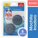 Bloque Para Mochila De Inodoro PATO Pack X2 40gr X2