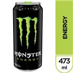 Bebida Energizante Monster Energy 473 Ml