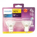 Lamp. Led Gu10 50w Philips Bli 2 Uni