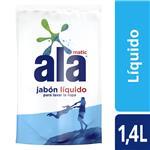 Jabón Líquido Ala Matic Lavado Perfecto 1.4 L