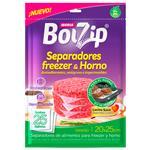 Separadores Alim. Freezer Y Horn Bolzip Paq 25 Uni