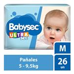 Babysec Ultrasec M 26 Uni