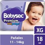 Babysec Premium Xg 18 Uni