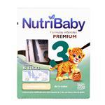 Leche En Polvo NUTRIBABY Premium 3 Caja 225 Gr