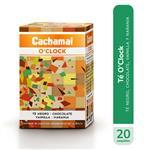 Té Negro, Chocolate, Vainilla Y Naranja CACHAMAI Caja 20 Saquitos