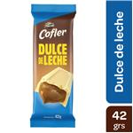 Chocolate Blanco Relleno Cofler Paq 42 Grm