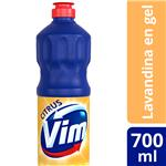 Lavandina En Gel VIM Citrus 700 Ml