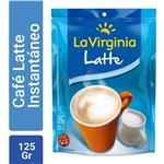 Cafe Instantaneo Latte LA VIRGINIA Doy 125 Grm