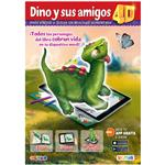 Dino Y Sus Amigos 4d