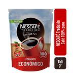 Café Instantáneo Nescafe Tradición X 150gr