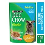 Alimento En Sobre Adultos PURINA DOG CHOW 100 Gr Pavo Y Pollo