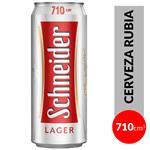 Cerveza  Schneider  Lata 710 CC